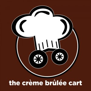 The crème brûlée cart
