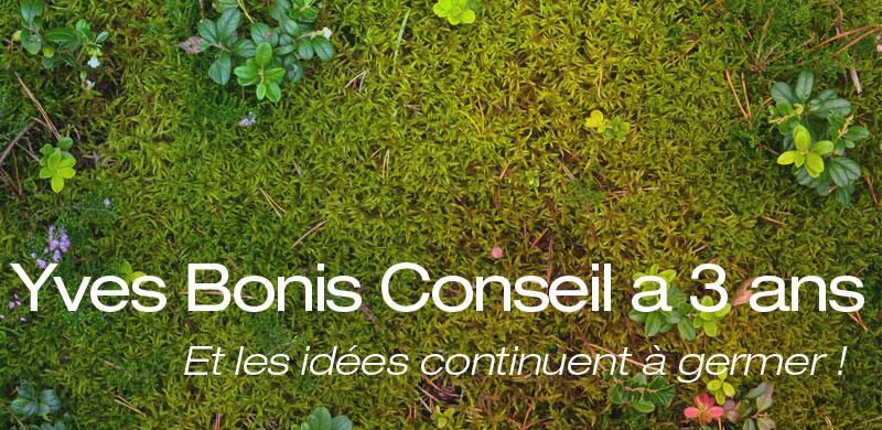 Yves Bonis Conseil anniversaire