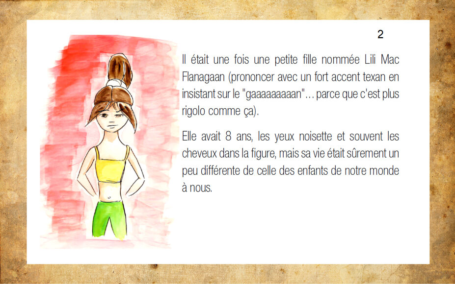 Lili Mac Flanagaan - Yves Bonis