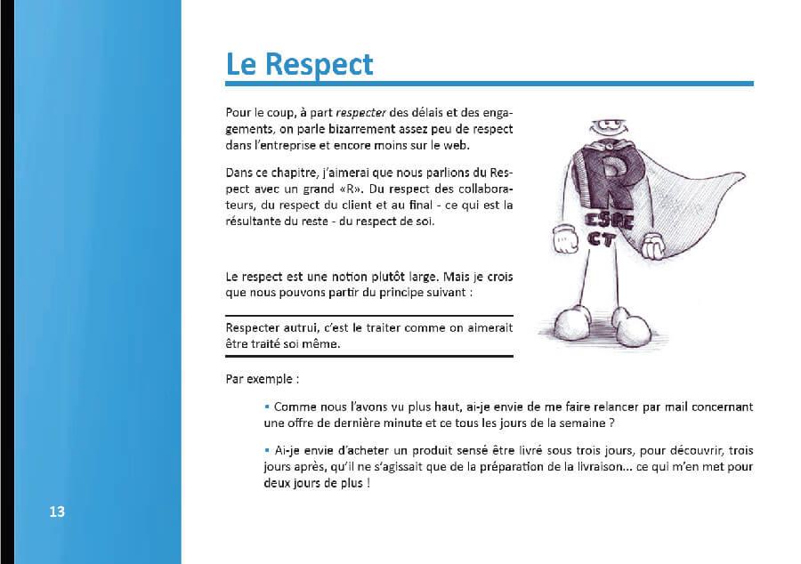 Respect - Mon entreprise me ressemble - Yves Bonis